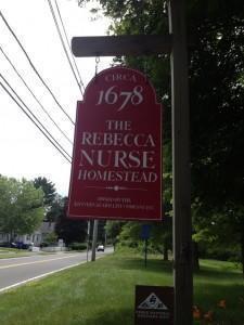 Rebecca (Towne) Nurse Homestead, Danvers, MA