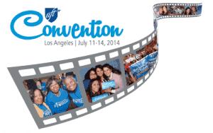 AFT 2014 National Convention logo